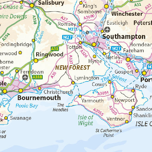 West Sussex County Council Interactive Map iMap