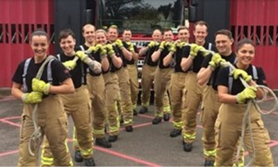 Fire & Rescue Service recruitment
