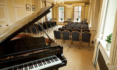 Piano in Richmond Room