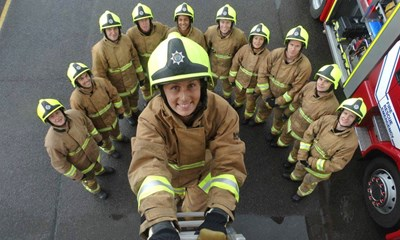 About West Sussex Fire & Rescue Service