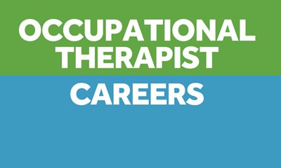 Careers in occupational therapy