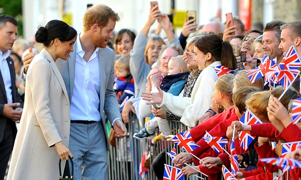 Duke and Duchess of Sussex visit to Chichester and Bognor Regis - Wednesday 3 October ...find out more