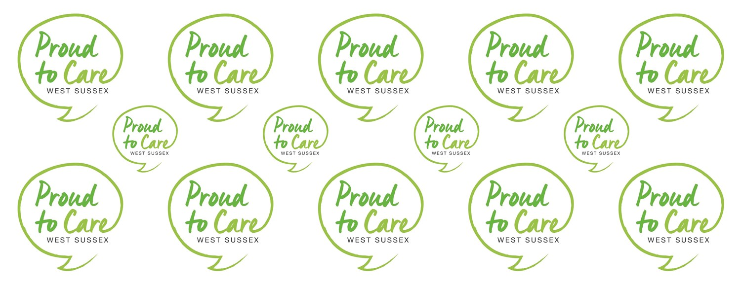 WS32406 Proud to Care West Sussex Campaign image