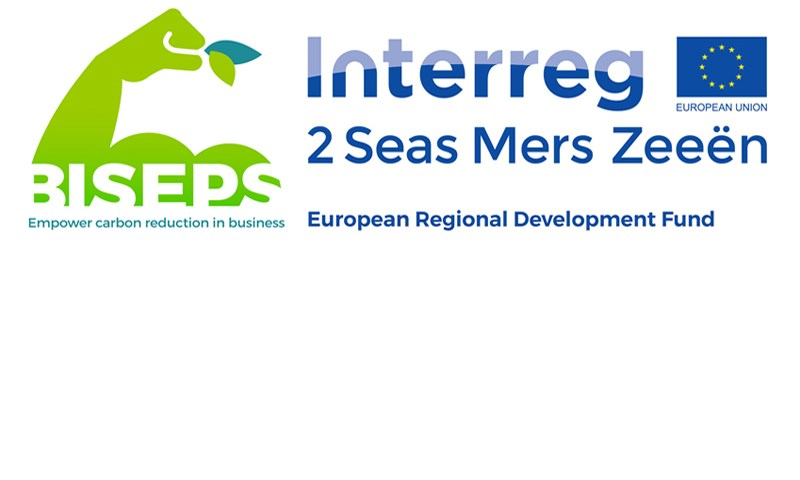 BICEPS Interreg logo