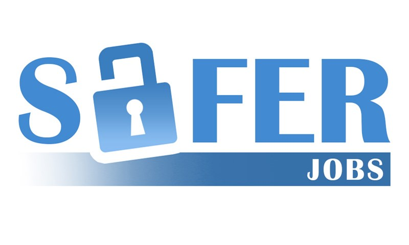 SAFERjobs logo