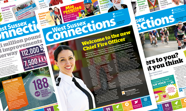 Editions of West Sussex Connections