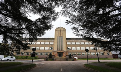 Horsham Enterprise Park (former Novartis site) iconic Art Deco building