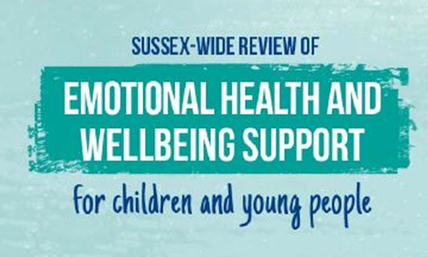 A review of emotional health and wellbeing support for children and young people is taking place