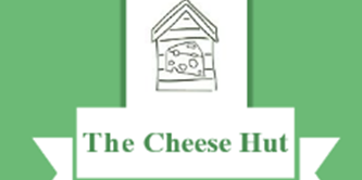 The Cheese Hut logo