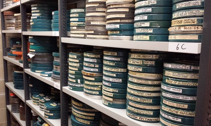 Record Office film archives