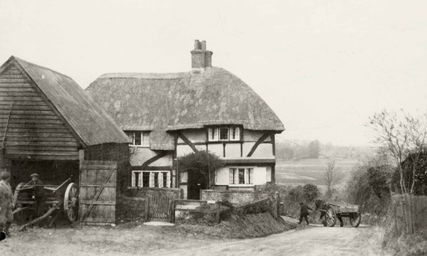 A house in West Sussex (reference Garland N5558)