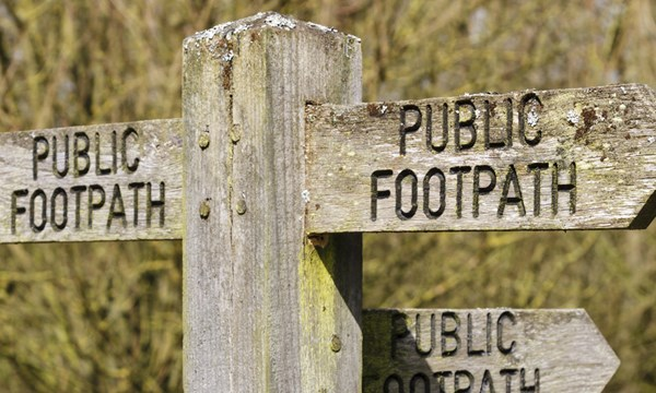 Public rights of way iMap ...find out more