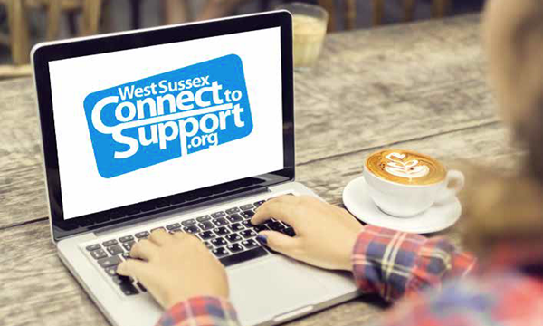 Promote your community group for free with Connect to Support! ...find out more